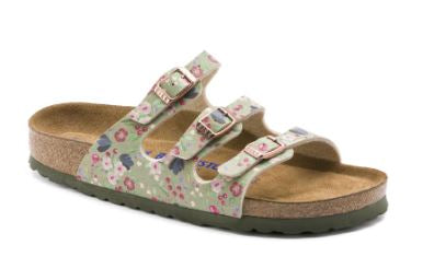 Birkenstock Florida - Meadow Khaki