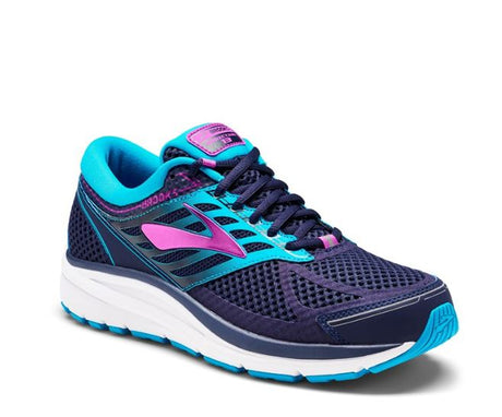 Brooks Addiction 13 - Evening Blue/Teal Victory