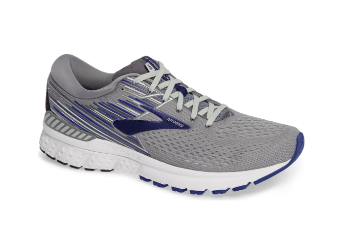 Brooks Adrenaline GTS 19 - Grey/Blue