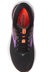 Brooks AdrenalineGTS 19 Women's - Black/Purple/Coral