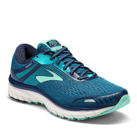 Brooks Women's Adrenaline 18 GTS - Navy/Teal