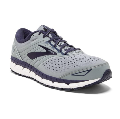 Brooks Beast 18 - Grey/Navy