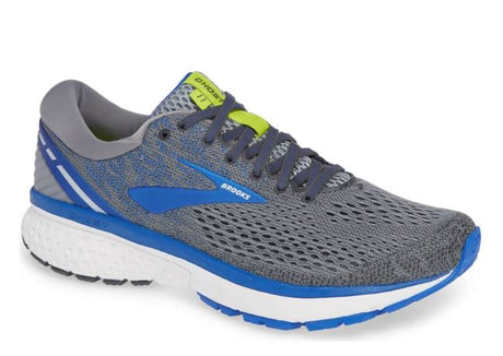 Brooks Ghost 11 Men's - Grey/Blue