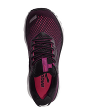 Brooks Ghost 12 Women's - Black Hollyhock