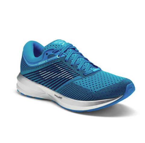 Brooks Levitate - Blue/Mint/Silver
