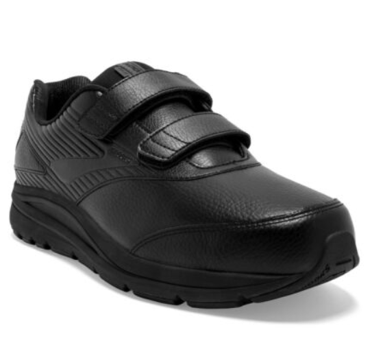 Brooks Addiction Walker 2 Velcro Men's - Black