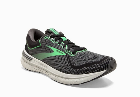 Brooks Transcend 7 - Black/Green