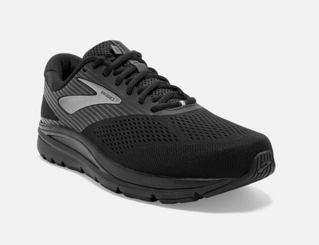 Brooks Addiction 14 Mens - Black/Charcoal