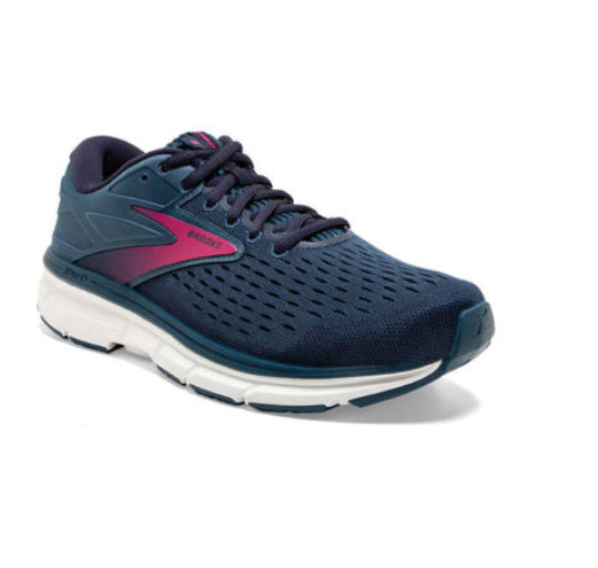 Brooks Dyad 11 - Blue/Navy/Beetroot