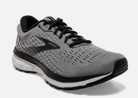 Brooks Ghost 13 Men's - Primer Grey/Black