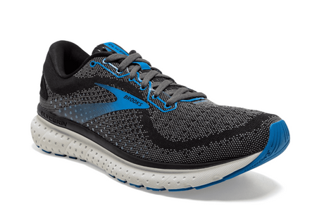 Brooks Glycerin 18 Men's  - Black/Blue