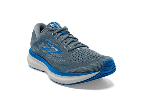 Brooks Glycerin GTS 19 Men's - Quarry/Blue