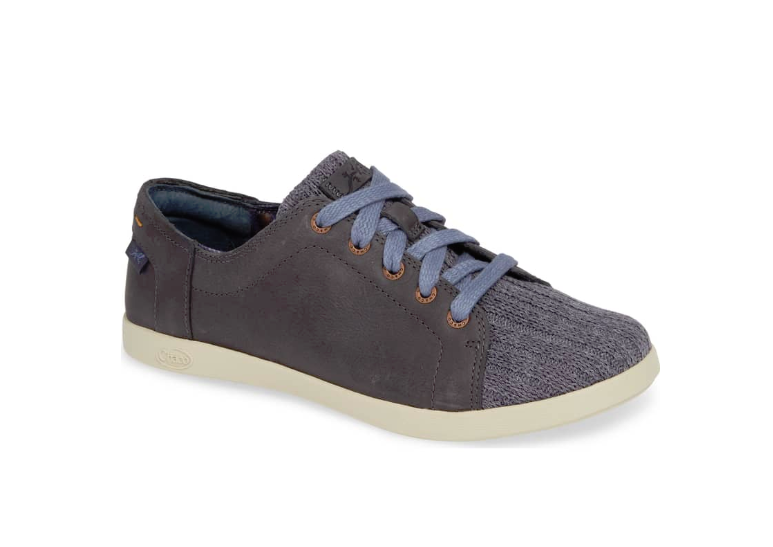 Chaco Ionia Lace - Denim Leather
