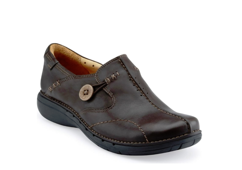 Clarks Un Loop - Brown