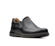Clarks Un Ramble Step - Black