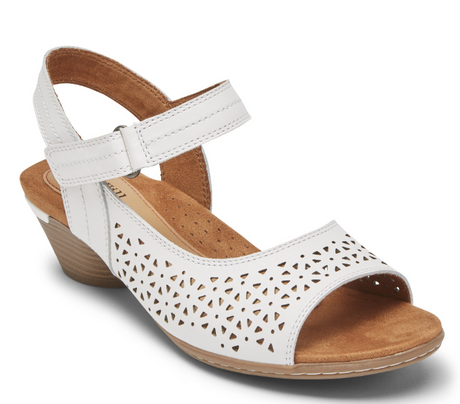 Cobb Hill Laurel Instep - White