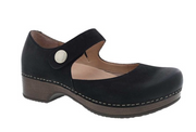 Dansko Beatrice - Black Burnish