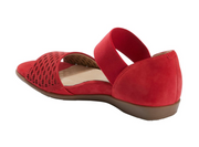 Earth Alder Amora - Bright Red