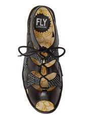 Fly London Yexa - Black/Black