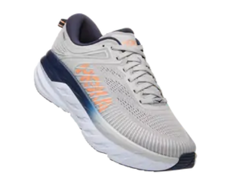 Hoka One One Bondi 7 - Lunar Rock