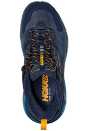 Hoka Kaha Low GTX - Black Iris/Moroccan Blue