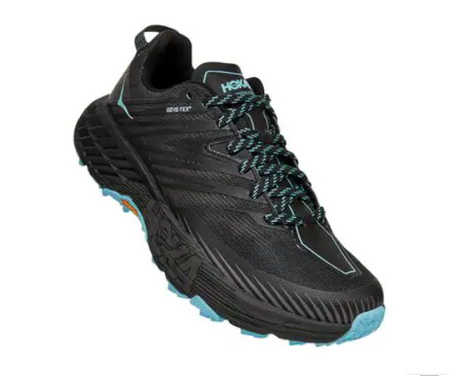 Hoka One One Speedgoat 4 GTX - Anthracite/DK Gull Grey