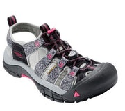 KEEN Newport H2 Women's - Black/Bright Rose