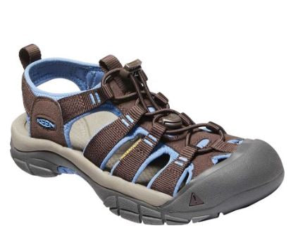 KEEN Newport H2 Women's - Mulch/Quiet Harbor