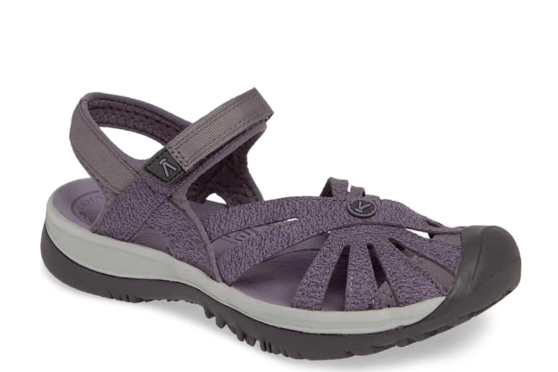KEEN Rose Sandal - Shark Lavender Grey