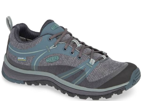 KEEN Terradorra Low WP - Stormy/Iron