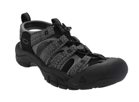 KEEN Newport H2 - Black/Steel