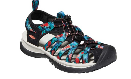 KEEN Whisper - Black Multi