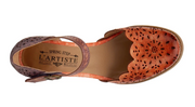 L'Artiste Parchetta - Orange Multi