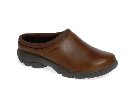 Merrell Encore Rexton Leather - Dark Earth