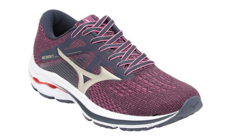 Mizuno Wave Inspire 17 Women's - India Ink/Lilac