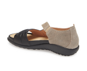 Naot Papaki - Speckled Beige/Black
