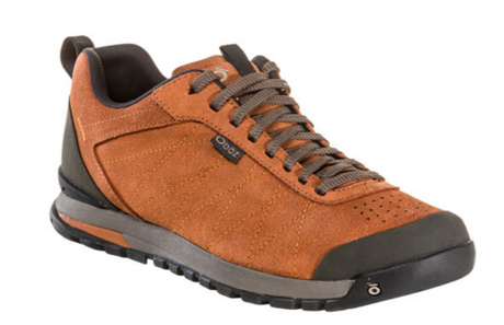 Oboz Bozeman Low Leather - Bronze