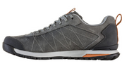 Oboz Bozeman Low Leather - Charcoal