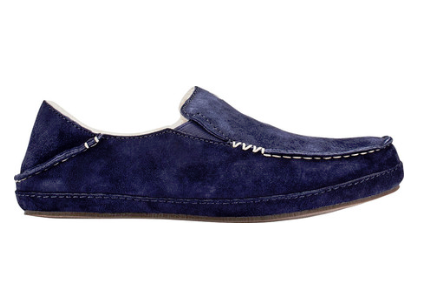 Olukai Nohea Women's Slipper - Trench Blue