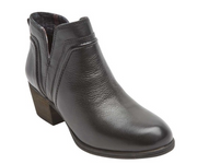 Rockport Anisa V-Cut Bootie - Black