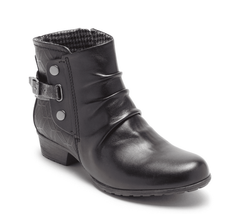 Rockport Gratasha Hardware Boot - Black