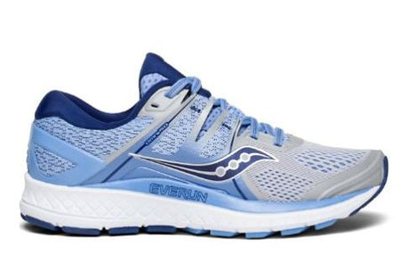 Saucony Omni ISO Women's - Silver/Blue
