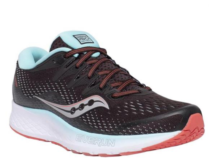 Saucony Ride ISO 2 Women's - Brown/Coral