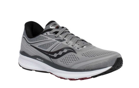 Saucony Mens Omni 19 - Alloy/Brick