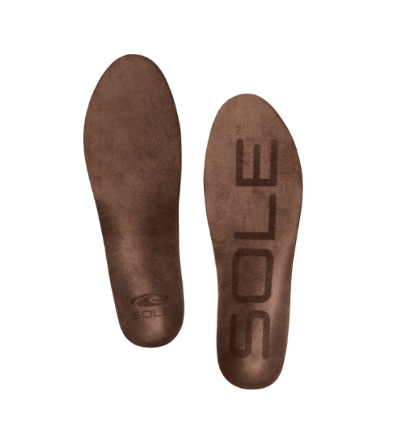 Sole Heat Moldable Insert - Brown