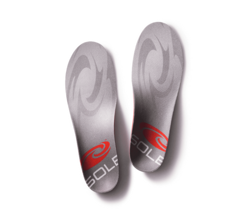 Sole Heat Moldable Insert - Grey