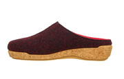 Taos Woollery - Deep Red