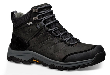 Teva Arrowood Riva Mid WP Men's - Black