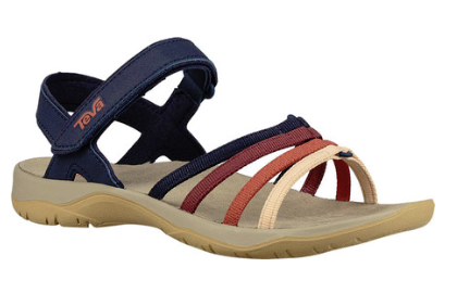 Teva Elzada Sandal Wed - Eclipse Multi