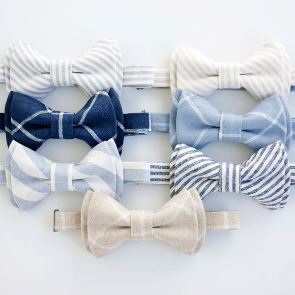 Men's Pre-Tied Bow Ties